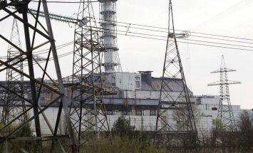Ukraina un Japāna vienojas no satelītiem kopīgi uzraudzīt Černobiļas un Fukušimas AES