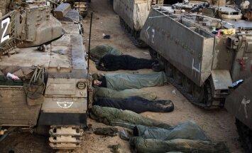 Irāna: Izraēla jātiesā par 'kara noziegumiem' Gazas joslā