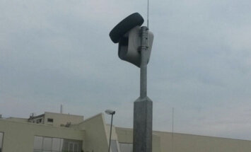 CSDD uz pieciem gadiem algos stacionāro fotoradaru apsargus