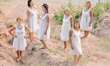 Noklausies! Vokālā grupa 'Latvian Voices' piedāvā dziesmu 'Sit, Jānīti, vara bungas'