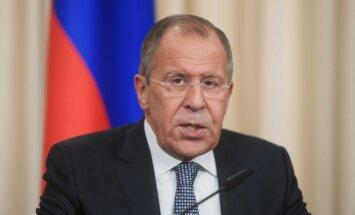 Lavrovs kritizē Moldovu par ideju izvest Krievijas karavīrus no Piedņestras