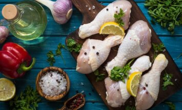 Pavārmākslas pamati: septiņas labākās garšvielas vistas gaļas ēdieniem