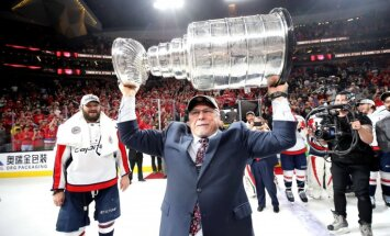 Stenlija kausa ieguvējs Trocs kļuvis par Ņujorkas 'Islanders' treneri