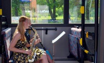 Trači un saviļņojumi – pastāsti 'Delfi' aculieciniekam par pieredzēto sabiedriskajā transportā