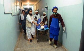 Ramadāna laiks Afganistānā sācies ar asiņainiem uzbrukumiem