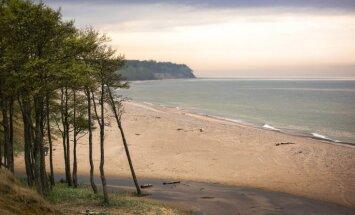 Latvijas un Igaunijas piekrastē top garākais pārgājienu maršruts Baltijas valstīs