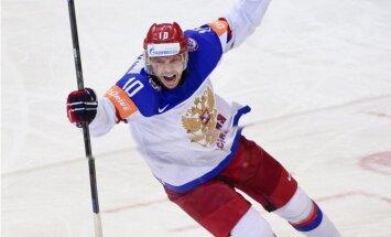 Video: Pasaules hokeja čempionāta pusfinālu skaistākās epizodes