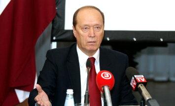 Krievijas parlamenta komiteja atbalstījusi Vešņakova amata mantinieka kandidatūru
