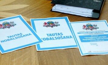 Darbu sācis CVK uzziņu tālrunis par 'valodas referendumu'
