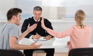 Восемь безумных супружеских тайн, раскрытых юристами во время развода