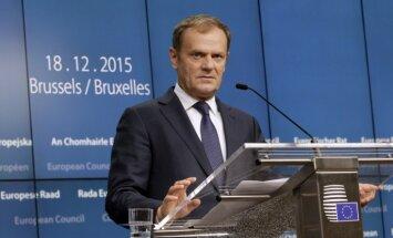 Tusks: Šengenas glābšanai atlikuši divi mēneši