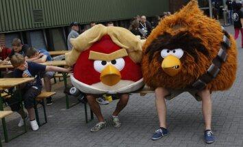 ASV un britu izlūkdienesti izmantojuši 'Angry Birds' mobilo telefonu izspiegošanai