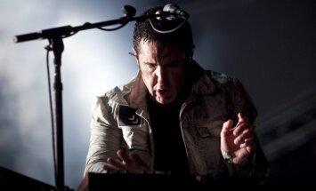 'Nine Inch Nails' Rīgā aizvadīs nedēļu garus mēģinājumus
