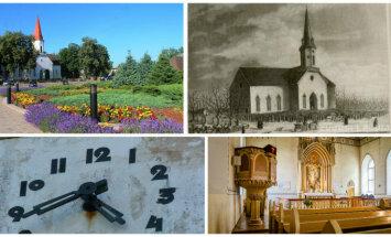Ceļojums laikā: Smiltenes baznīca, ko būvējis pēdējais Vidzemes līvs