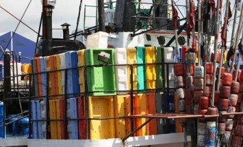 Krievija pastiprina kontroli pār zivju piegādēm no Vācijas, Polijas un Baltijas