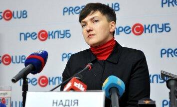 Savčenko nodibina jaunu Ukrainas opozīcijas kustību
