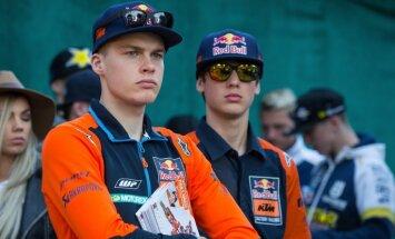 Veselības apsvērumu dēļ Jonass nepalīdzēs Latvijas motokrosa izlasei Nāciju kausā