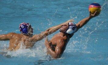 Rio olimpisko spēļu rezultāti ūdenspolo vīriešiem (06.08.2016)