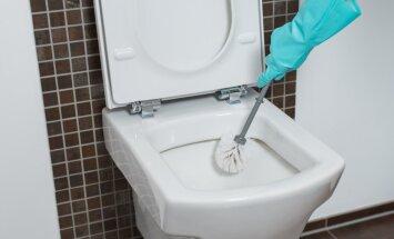 Как избавиться от ржавчины на унитазе