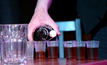 Литва опережает Россию по потреблению алкоголя
