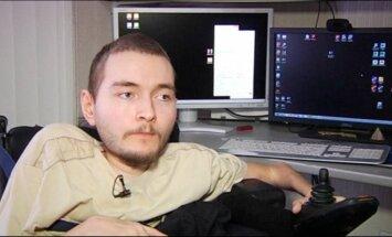 Video: Vīrietis Krievijā gatavojas galvas transplantācijai uz cita ķermeņa