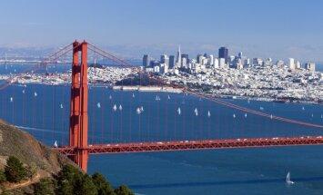 Ceļojums uz Sanfrancisko: Kurp doties un ko apskatīt pirmajā reizē?