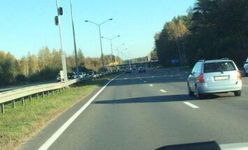 Внимание, автоводители! На Юрмальском шоссе появился фоторадар
