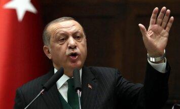 Эрдоган предостерег от массового кровопролития в Идлибе