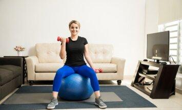 С чего начать заниматься спортом: фитнес дома за 10 минут