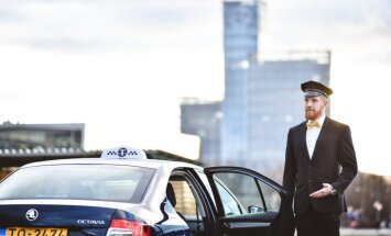 С частными водителями Taxify в Латвии можно будет расплачиваться только через приложение