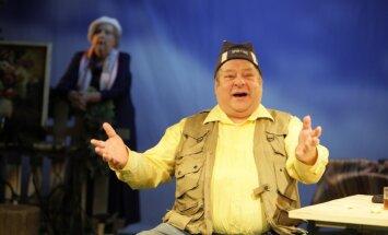 Nedēļas nogalē Siguldā notiks ikgadējā Dailes teātra diena