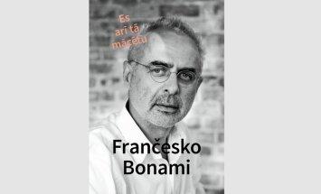 Izdevniecība 'Neputns' izdevusi itāļu kuratora Frančesko Bonami grāmatu 'Es arī tā mācētu'