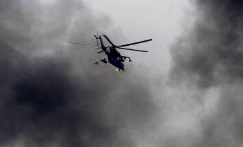 Operācijā Doņeckā ziņo par desmitiem bojāgājušo (plkst.23:15)