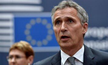 Генсек НАТО: Россия должна прекратить поддержку сепаратистов в Донбассе