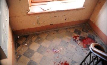 Jākobsona kaimiņš: žurnālists uzbrukuma brīdī bija kopā ar bērnu