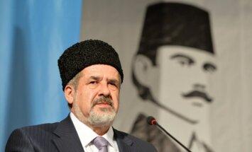 Čubarovs: Krimas tatārus okupētajā pussalā nomaina krievi