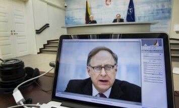 Ģenerālsekretāra vietnieks: Austrumeiropas drošību NATO nemainīs pret Krievijas palīdzību