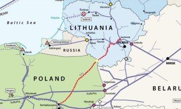 Сколько Латвия и страны Балтии заплатят Польше за строительство нового газопровода?