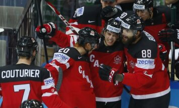 На зимней Олимпиаде-2018 хоккеисты Канады сыграют с Кореей