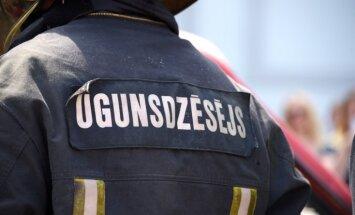 Lems par četru miljonu eiro piešķiršanu darba samaksas pārrēķinu izdevumu segšanai ugunsdzēsējiem
