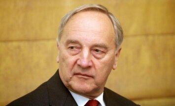 Latvijas iedzīvotāji pašlaik ir drošībā, uzskata prezidents