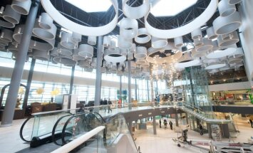 Rekonstrukcijā ieguldot 40 miljonus eiro, 'Linstow' Tallinā atklāj tirdzniecības centru 'Ülemiste'