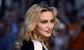 Мадонна в шутку предложила интим каждому, кто проголосует за Клинтон