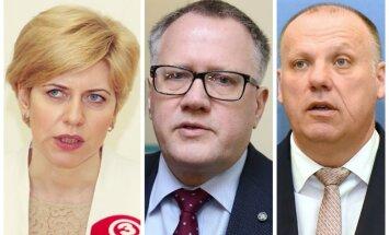 Valsts parādzīmes un īpašumi – Čakša, Gerhards Augulis un citi atskaitās par turību