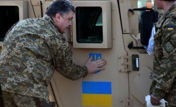 Baidens: ASV piešķirs Ukrainas armijai vēl 500 miljonus dolāru