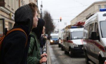 Теракт в Петербурге устроил террорист-смертник. Что известно на данный момент