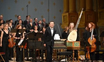 Baha festivāla atklāšanas koncerts - Francijas galma mūzikas noskaņās