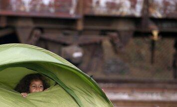Premjers: Latvija nav gatava atbalstīt piespiedu bēgļu sadales mehānismus