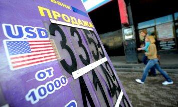 Krievijas ekonomikā sākusies recesija, atzīst valsts Finanšu ministrija