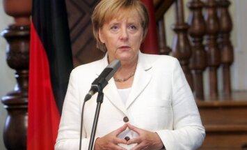 Merkele: stratēģija Eiropas krīzes pārvarēšanai nemainīsies